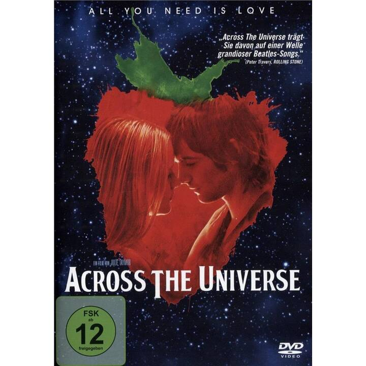 Across the Universe (EN, DE)