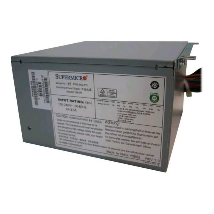SUPERMICRO PWS-502-PQ (500 W)
