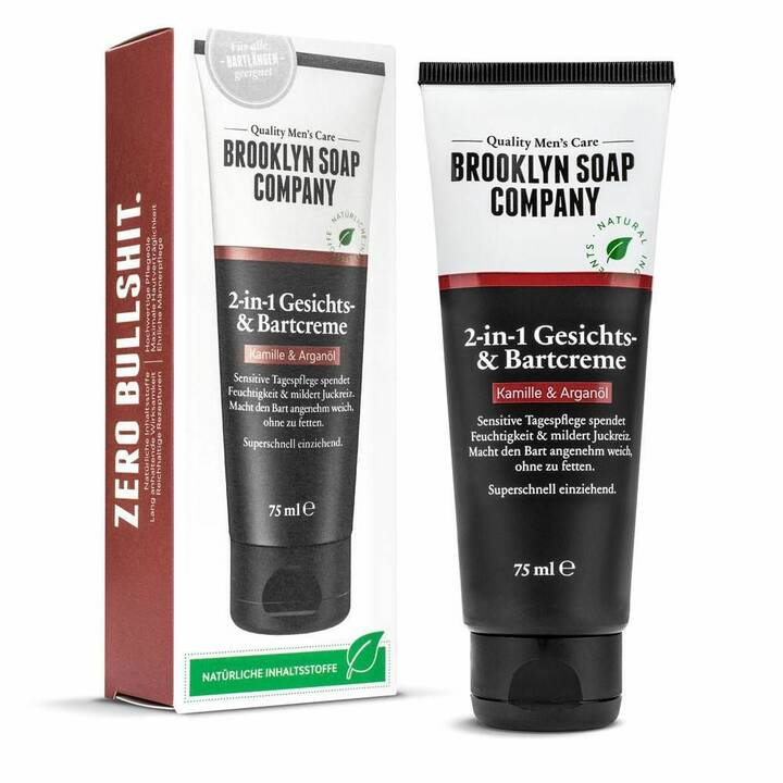 BROOKLYN SOAP COMPANY Baume à barbe 2-in-1 (75 ml)