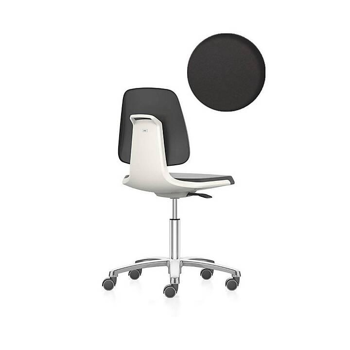 BIMOS Bürostuhl (Schwarz, Grau)