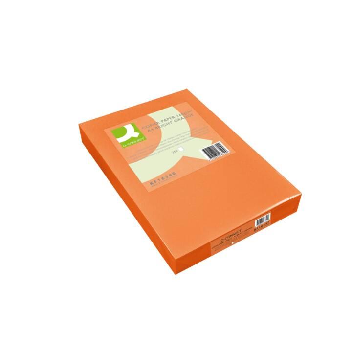 Q-CONNECT Papier à copier, A4, orange