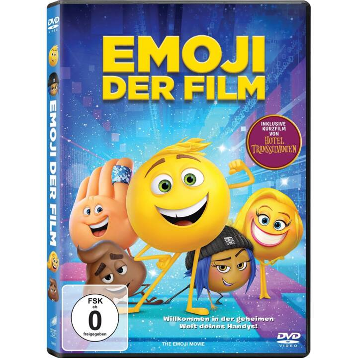 Emoji - Le film (Version D)