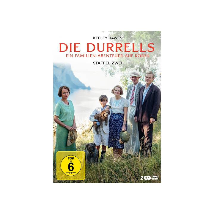 Die Durrells Saison 2 (DE)