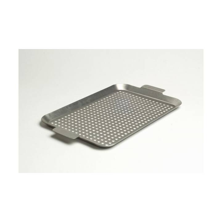CHARCOAL COMPANION Piastre da griglia (Acciaio Inox)