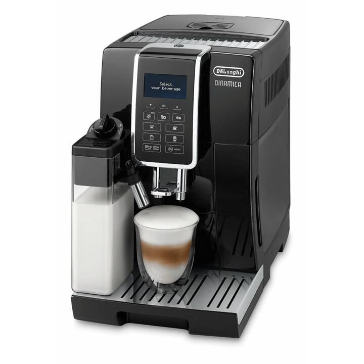 DELONGHI Dinamica Ecam 350.55.B (Noir, 1.8 l, Machines à café automatique)