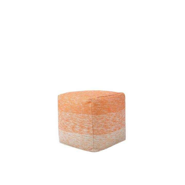 BELIANI Hirri Sgabello seduta (Arancione)