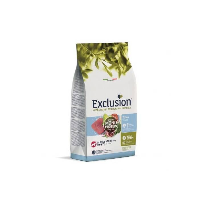 EXCLUSION Alimentation sèche (Junior, 12 kg)