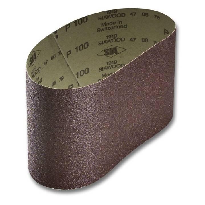 SIGA Nastri abrasivi 1919 Siawood Set (120 mm x 450 mm, 100)