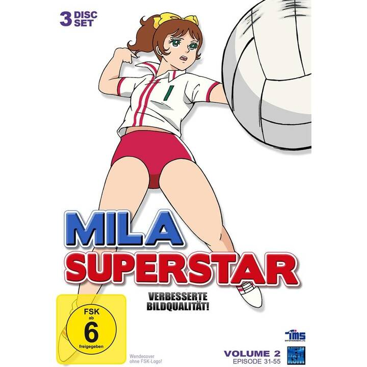 Mila Superstar - Vol. 2 (DE)