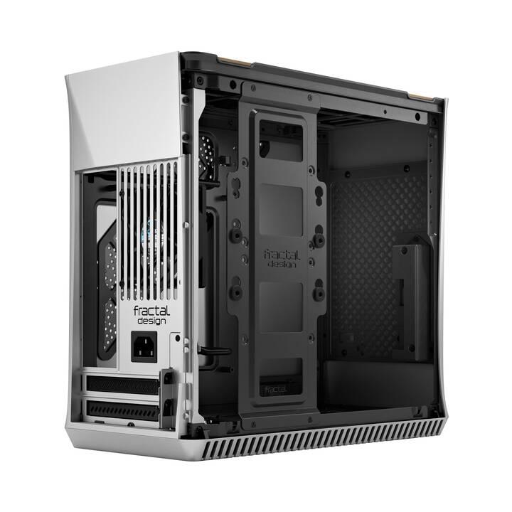 FRACTAL DESIGN Era ITX Silver (Midi Tower)