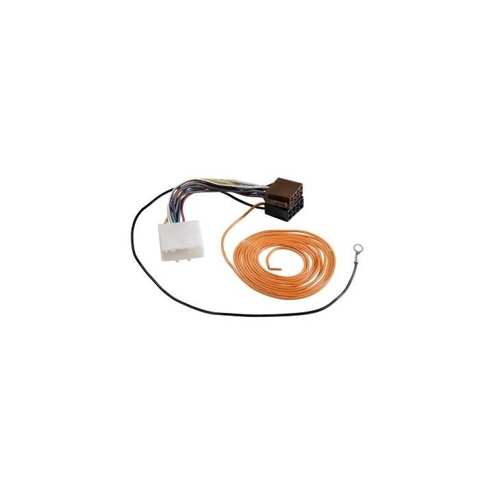 HAMA Vehicle Adapter, ISO/4-channel for Nissan and Subaru