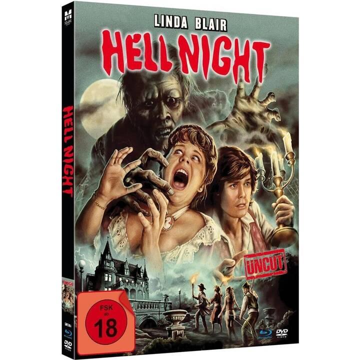 Hell Night Mediabook (DE, EN)