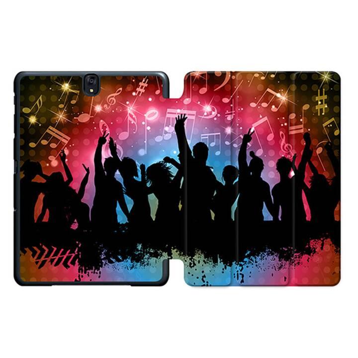"EG MTT Tablet Bag con coperchio pieghevole Smart per Samsung Galaxy Tab S3 9.7"" MTT - Party"