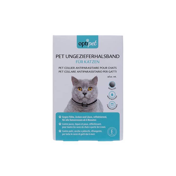 OptiPet PET Ungezieferhalsband für Katze