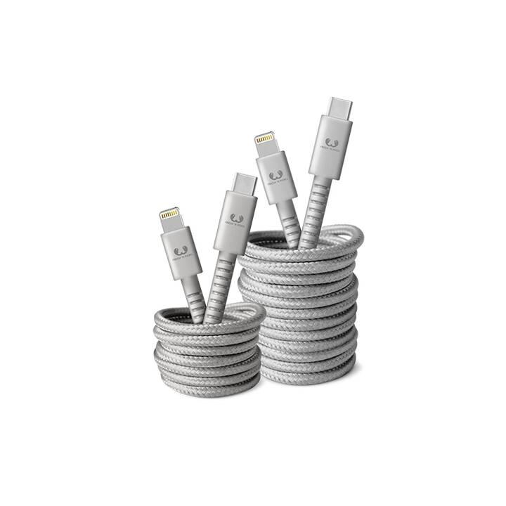 FRESH 'N REBEL Kabel (USB-C, Lightning, 1.5 m)