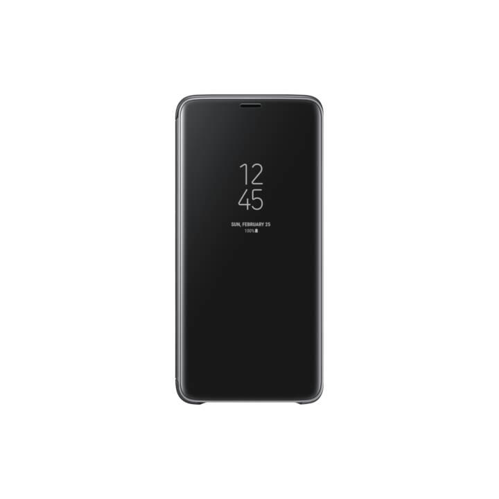 SAMSUNG Couvercle transparent, Galaxy S9+, noir