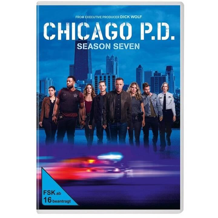 Chicago P.D. Stagione 7 (DE, EN)