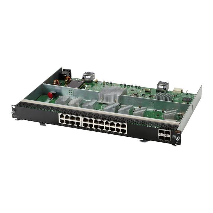 HPE Aruba 6400 Module, 24 Port 10Gbase-T