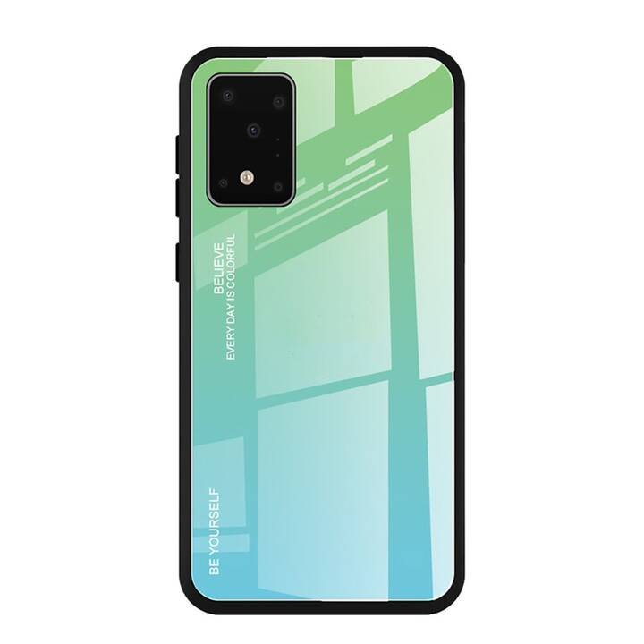 "EG Mornrise backcover per Samsung Galaxy S20 6.2"" 2020 - verde"