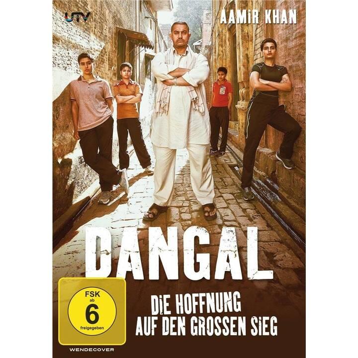 Dangal - Die Hoffnung auf den grossen Sieg (DE, Hindi)