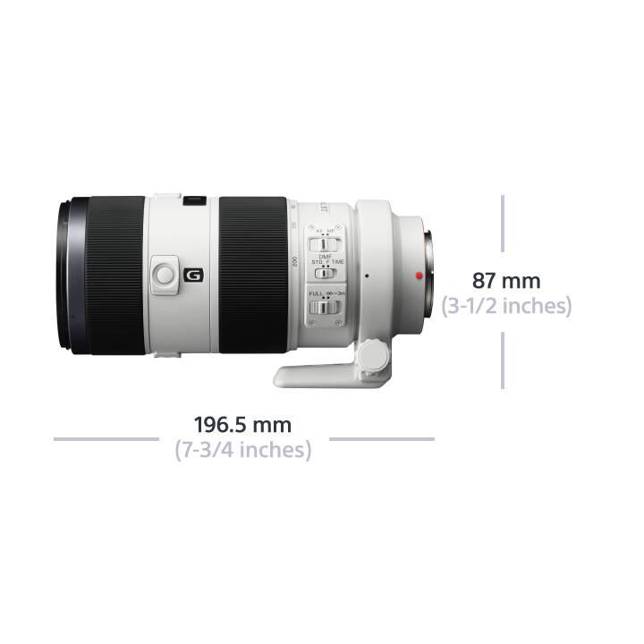 SONY 70-200 mm F2.8 G SSM II