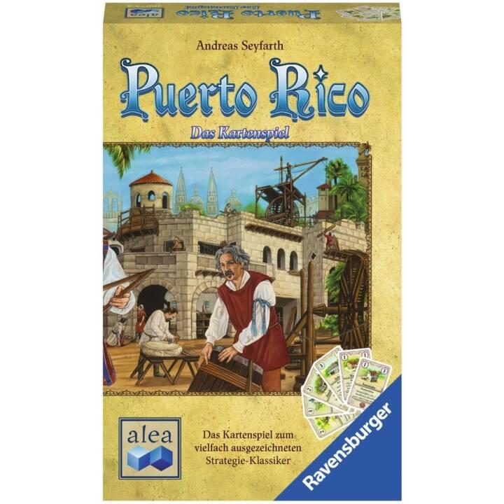 ALEA Ravensburger Puerto Rico Jeu de cartes