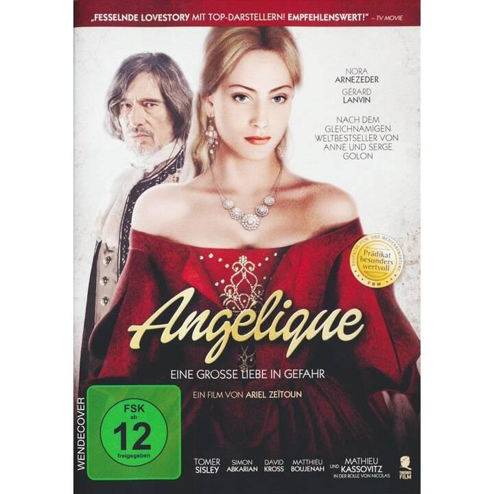Angelique - Eine grosse Liebe in Gefahr (DE, FR)