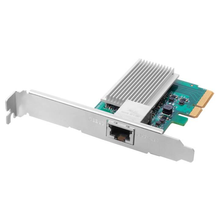 EDIMAX Scheda di rete EN-9320TX-E 10Gbps PCI-Express- x4