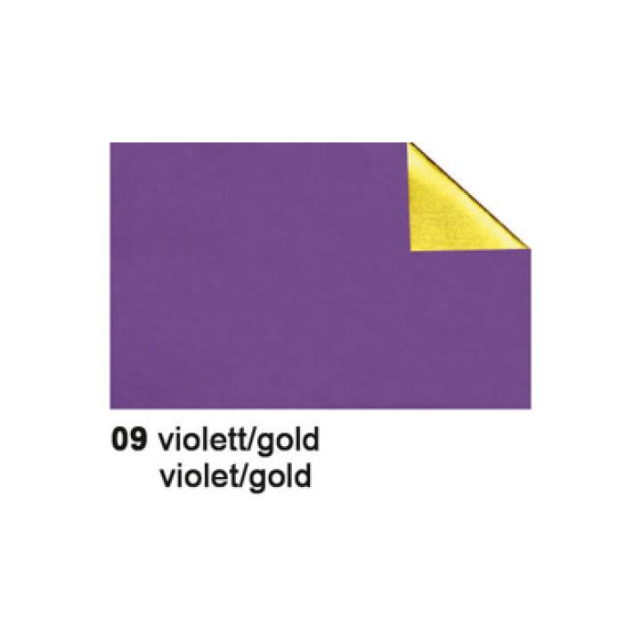 URSUS Pellicola colore (Viola, Oro)