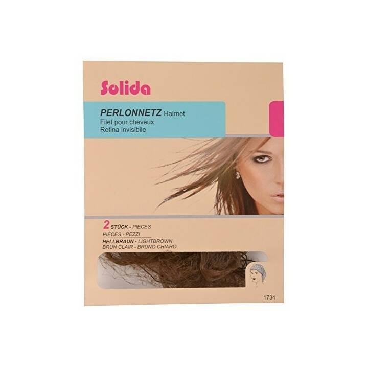 SOLIDA Haarnetz 4 (2 Stück)