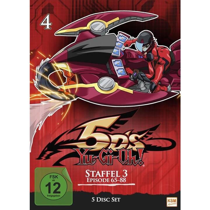 Yu-Gi-Oh! 5D's Stagione 3.1 (DE)