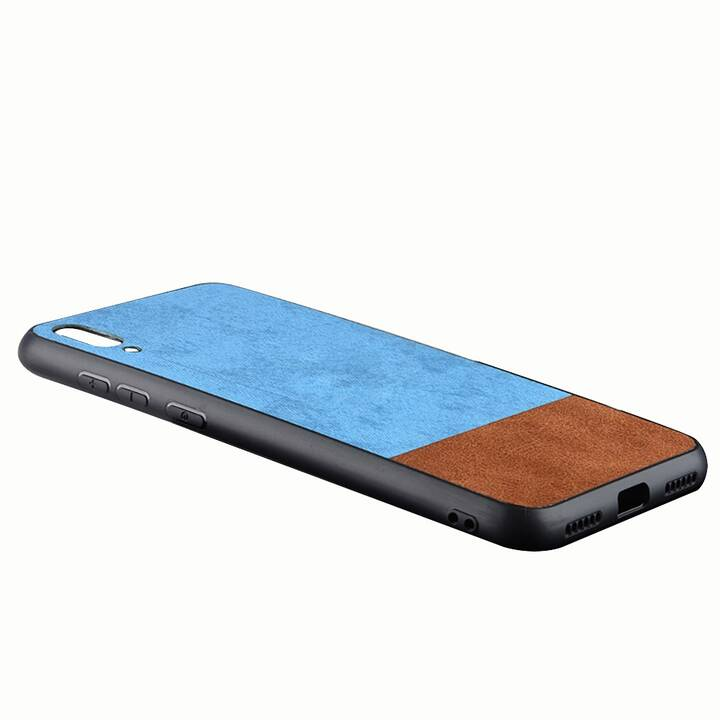 "EG MORNRISE Custodia per Samsung Galaxy A30 6.4"" 2019 - Blu"
