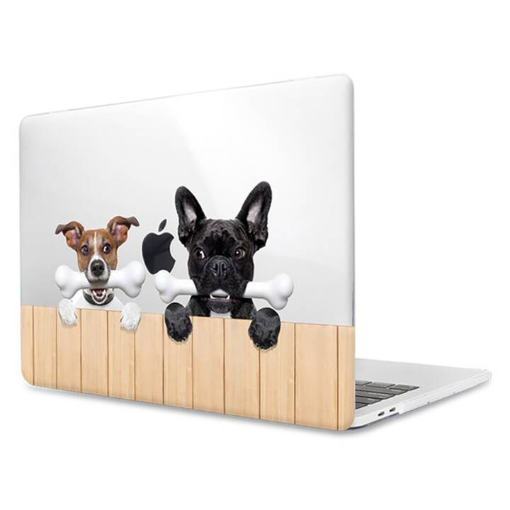 "EG MTT Laptop Cover für Macbook Pro 15"" Touch Bar - Hunde"