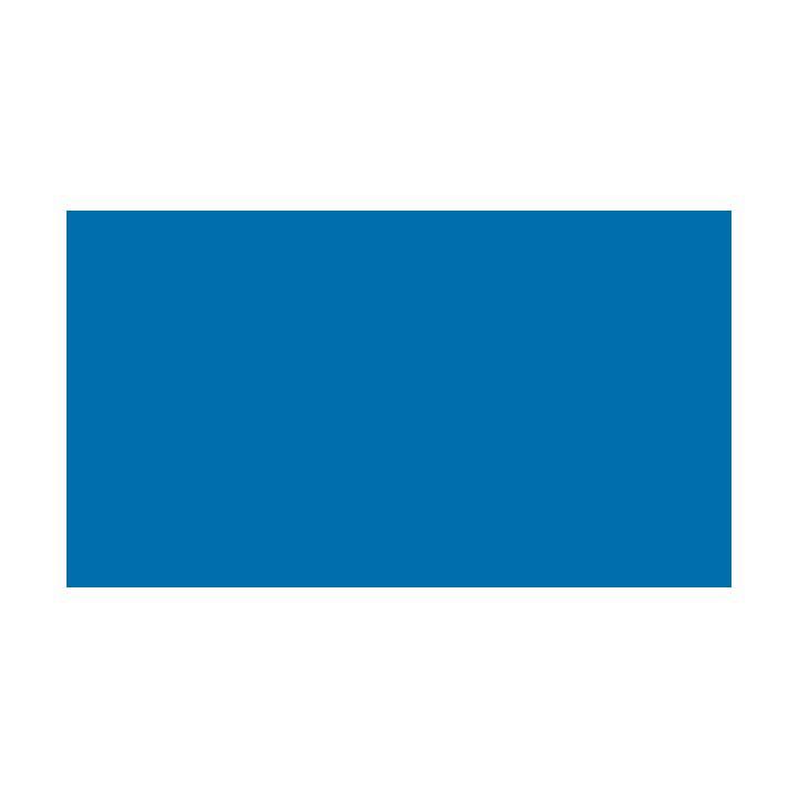 PAPYRUS Tonzeichenpapier A4, 130g, blau, 100 Blatt
