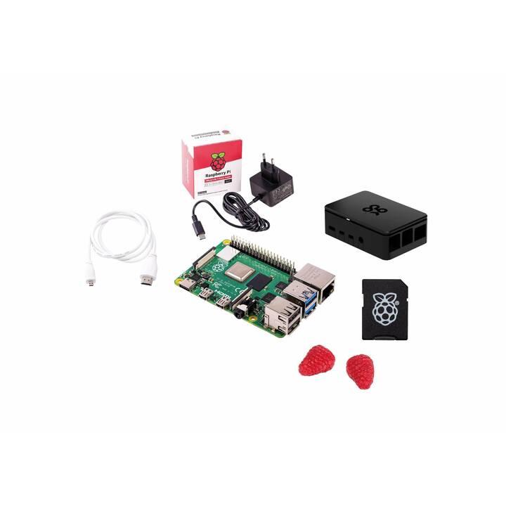 RASPBERRY PI 4 4G Full Starterkit (Cortex-A72)