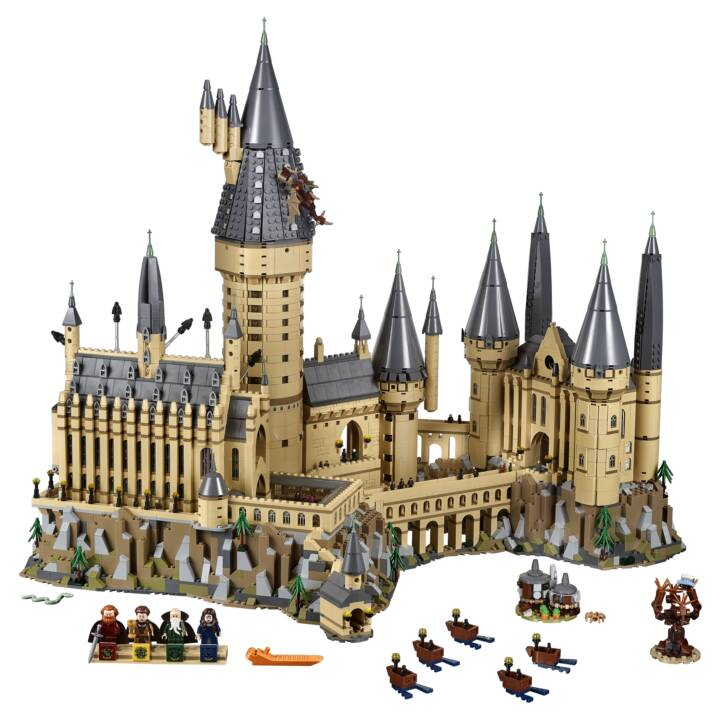 LEGO Harry Potter Castle Hogwarts (71043)