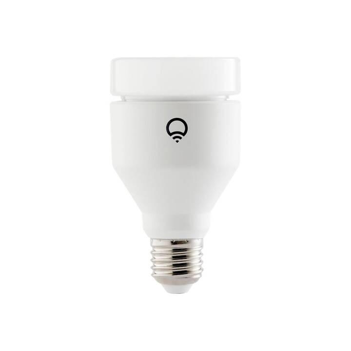 LIFX Color & White (Blanc froid, Blanc lumière du jour, Blanc chaud, Multicolore)
