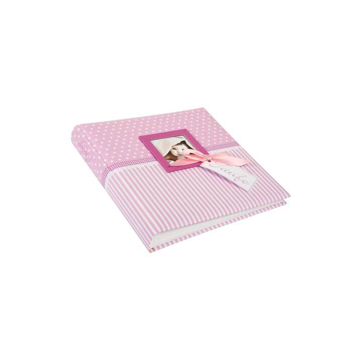 GOLDBUCH Sweetheart Album fotografico (Pink)