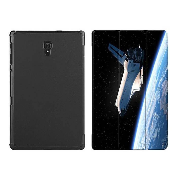 """EG MTT Custodia per Samsung Galaxy Tab A 8"""" 2019 SM-T290/T295/T297 - Nave spaziale"""