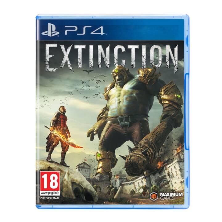 Extinction (DE/FR/IT)
