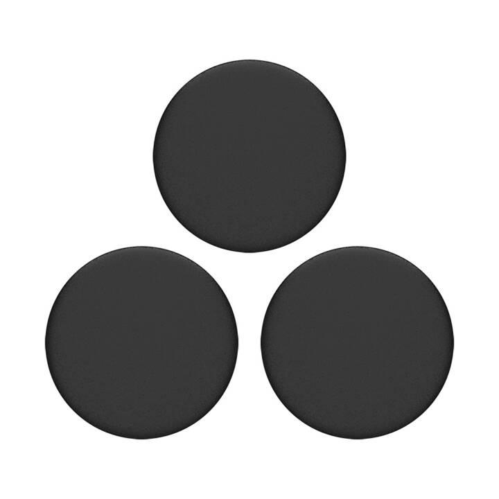 POPSOCKETS PopMinis Triple Black Support de doigt (Noir)