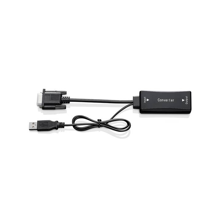 WACOM DTK1651 HDMI Video-Adapter (VGA)