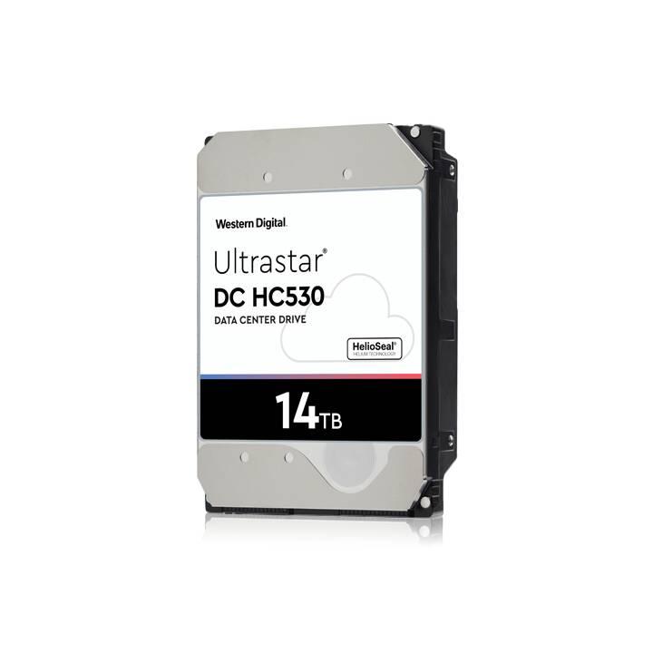 WD Ultrastar DC HC530 WUH721414AL5204 - disque dur - 14 To - SAS 12Gb/s
