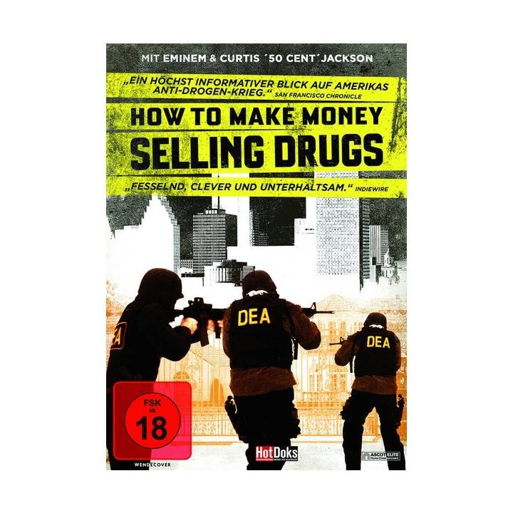 How to Make Money Selling Drugs (DE, EN)