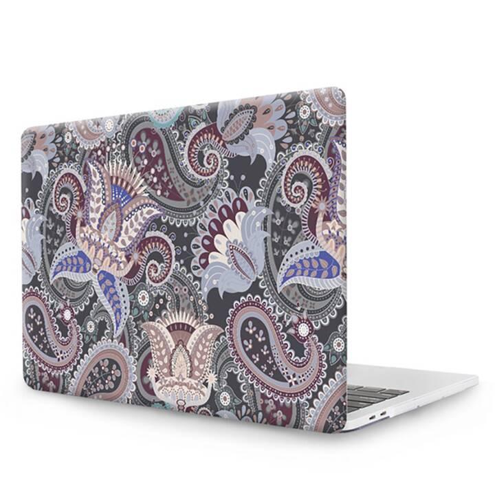 """EG MTT Copertina per computer portatile con tastiera, protezione antipolvere, penna a sfera per MacBook Air 11"""" - Etnica"""