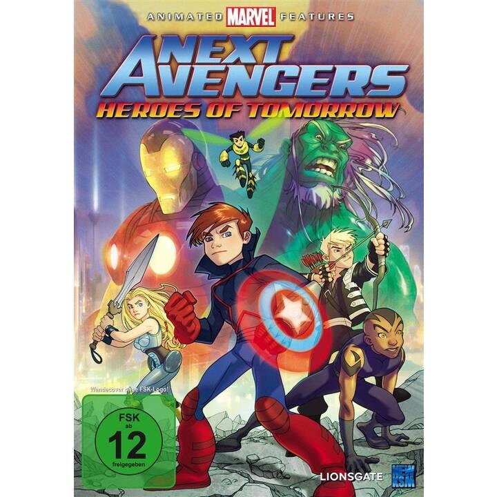 Next Avengers - Heroes of Tomorrow (DE, EN)