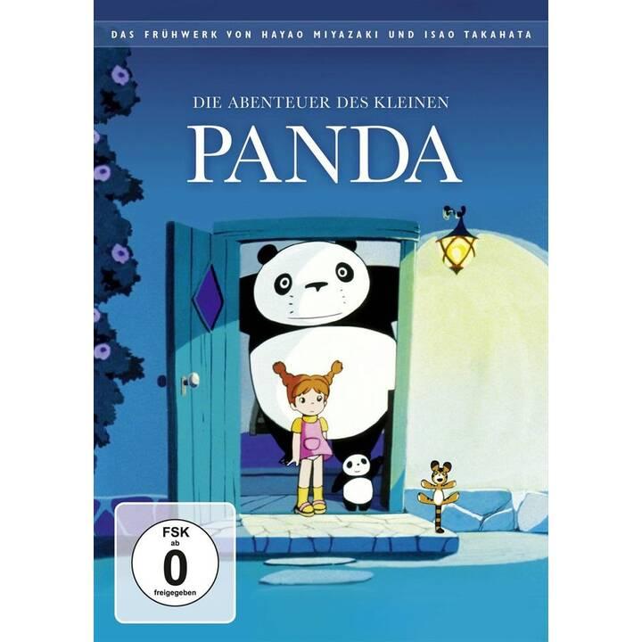 Die Abenteuer des kleinen Panda (DE, JA)