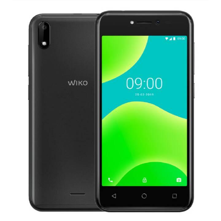 """WIKO Y50 (5"""", 16 GB, 5 MP, Dunkelgrau)"""