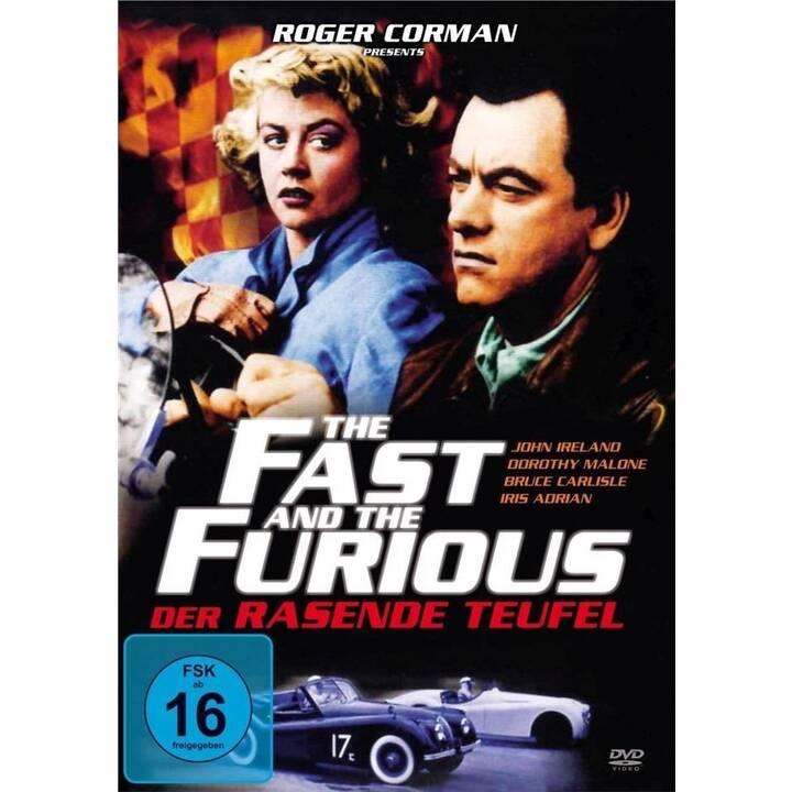 The Fast and the Furios - Der rasende Teufel (EN, DE)