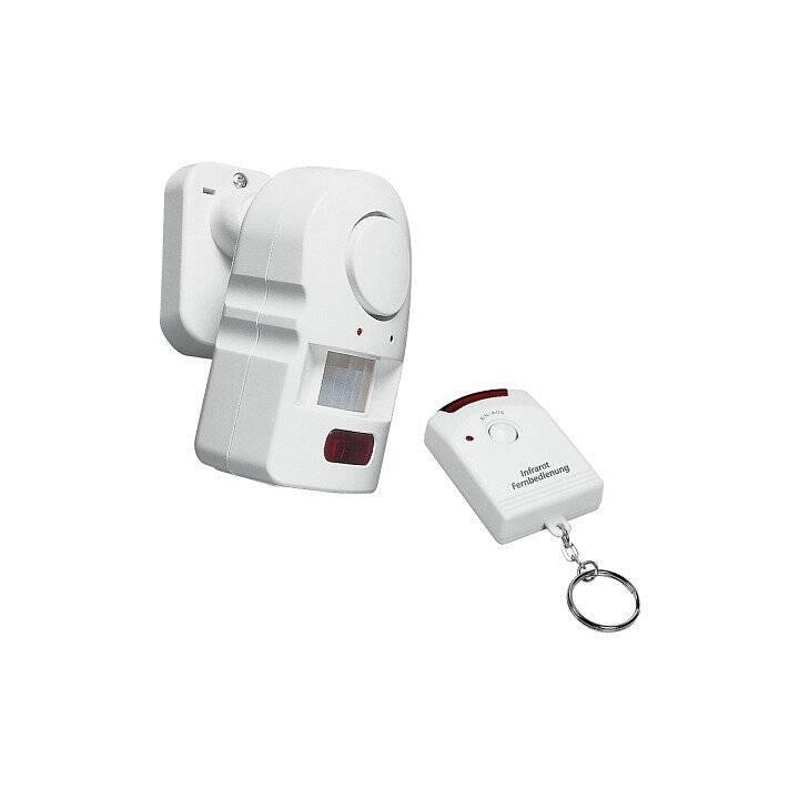 Allarme di movimento PENTATECH Mini MA03 con telecomando